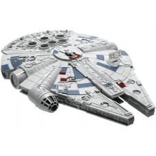 1:164 Star Wars Millennium Falcon Plastic Model Kit