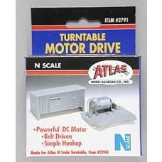 N Turntable Motor Drive Unit