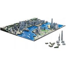 Hong Kong Skyline Puzzle