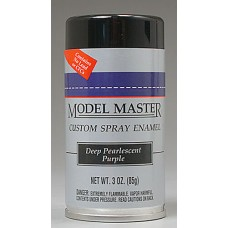 Deep Pearlescent Purple 3oz Enamel Spray Paint