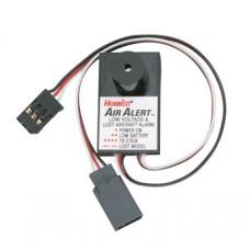 Air Alert Flight Pack Monitor