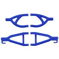 Rear Upper/Lower A-Arms Blue 1/16 E-Revo