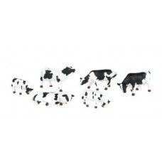 Cows (Black & White)