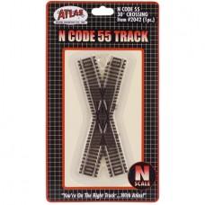 Code 55 30 Degree Crossing (N)