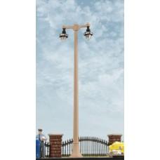 Double Acorn Street Light