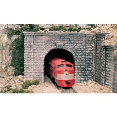 O Cut Stone Single Portal C1267