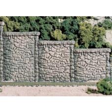 HO Retaining Wall Random Stone