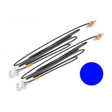 Blue Stick-On LED Lights