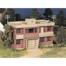 Plasticville Apartment Building