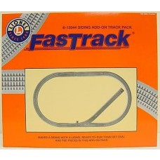 O FasTrack Siding Track Add-On Track Pack