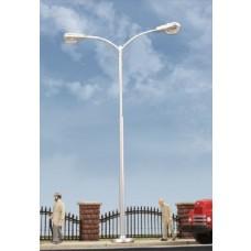 Double-Arm Tear Drop Street Light
