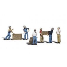 N Dock Workers A2123
