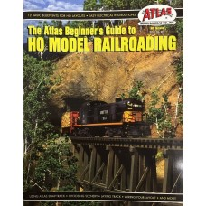 Atlas Beginners Guide to HO Scale Model Railroading Book