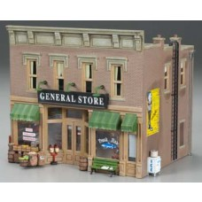 O Lubener's General Store Built Up