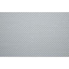 PS-115 O Scale Asphalt Shingles Sheet .020 x 7 x 12 (2 pcs)