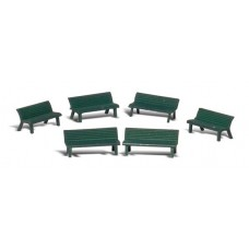 Woodland Scenics O Sale Park Benches A2758