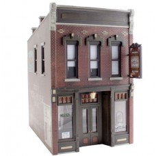 Woodland Scenics O Scale Built Up Sully's Tavern Building