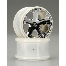 2.8 Rear All-Star Chrome Wheels (2)