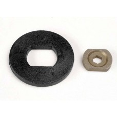Brake Disc and Shaft Adapter