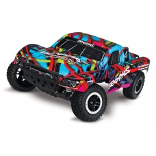 Traxxas Slash 2wd 1/10 Brushed Short Course Truck Hawaiian