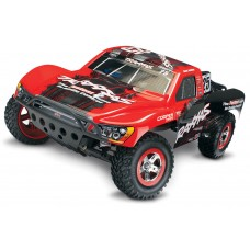 Traxxas Slash 2wd 1/10 Brushed Short Course Truck Red