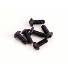 3 x 8mm Button Head Screws (6)