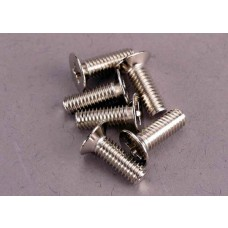 4 x 12mm Countersunk Screws (6)