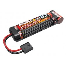 3000mAh 8.4v 7 Cell NiMh Stick Battery w/Traxxas ID