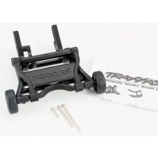 Black Wheelie Bar Assembly