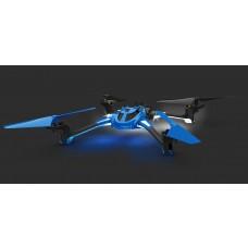 Alias Quad Rotor Heli RTF Blue