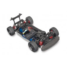 Traxxas 4-Tec 2.0 VXL Brushless AWD 1/10 Car w/o Body RTR