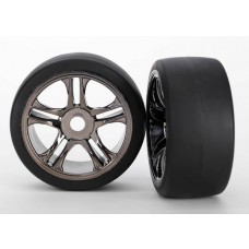 Mounted Front Tires XO-1 Super Car