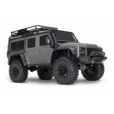 Traxxas TRX-4 Land Rover 1/10 Scale Crawler Silver