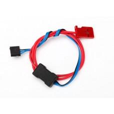 Auto-Detectable Telemetry Voltage Sensor
