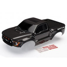 2017 Ford Raptor Body Black