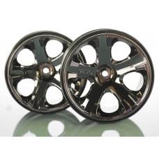 2.8 All-Star Black Chrome Wheels (2)