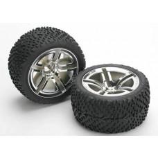 2.8 Rear Twin Spoke Wheels & Victory Tires