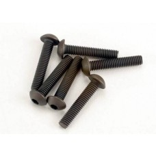 3 x 15mm Button Head Screws (6)