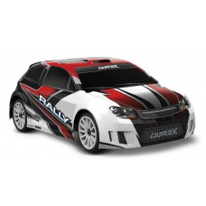Traxxas LaTrax Rally 1/18 RTR Car Red