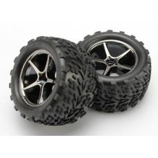 Gemini Wheels & Talon Tires 1/16 (2)