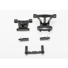 Front and Rear Body Mounts 1/16