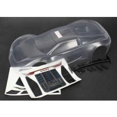 Traxxas XO-1 Super Car Clear Body
