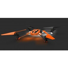 Alias Quad Rotor Heli RTF Orange
