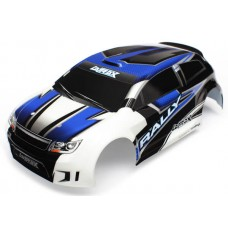 Traxxas Painted Blue Body 1:18 LaTrax Rally