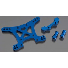Aluminum Front Shock Tower Blue