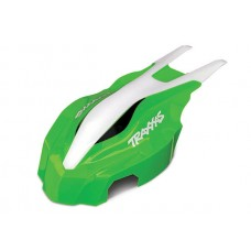 Front Canopy Green/White Aton