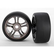 Traxxas XO-1 Super Car Mounted Rear Tires