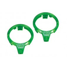 Motor LED Lens Green Aton (2)