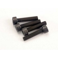 Traxxas 2.5 x 12mm Cap Head Screws (4)