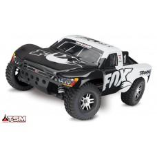 Traxxas Slash 4x4 Brushless RTR 1/10 w/TSM Fox Racing